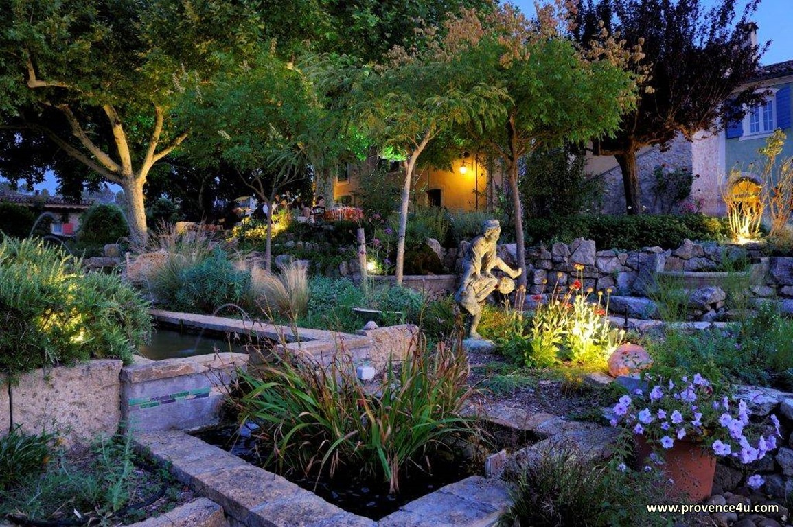 Garten Provence tour the gardens une cagne en provence